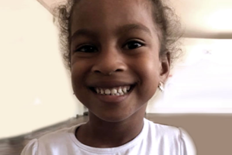 La Historia de Evoni Góngora (Caso de Ortopedia Infantil)
