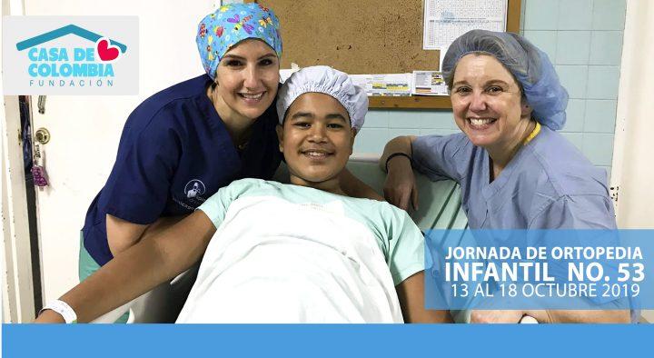 Informe Jornada de Ortopedia Infantil No. 53